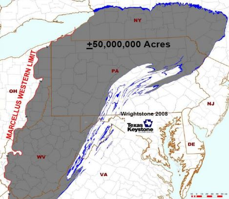 Marcellus Shale Gas Play